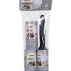 Zestaw rolka do czyszczenia odzieży z uchwytem VESPERO + 2 zapasy