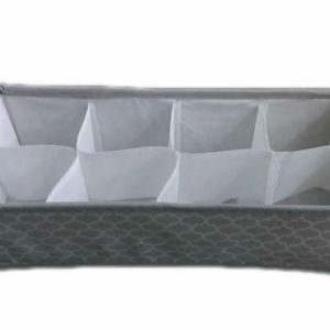 Organizer do szafy VESPERO, 8 przegródek, rozm. 29x17x8,5 cm